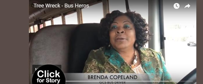 Be a hero - drive a bus video