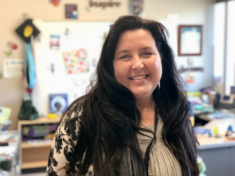 Deb Blume, school counselor at A.J. Whittenberg Elementary, has been named School Counselor of the Year by the Palmetto State School Counselor Association.