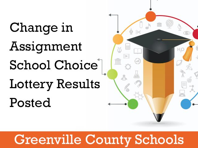 2019-20 School Choice Lottery Results Posted