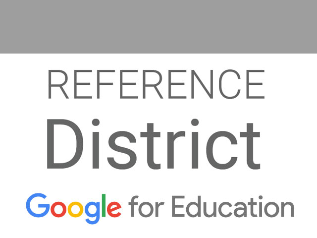 Greenville County Schools Earns Google Reference District Award