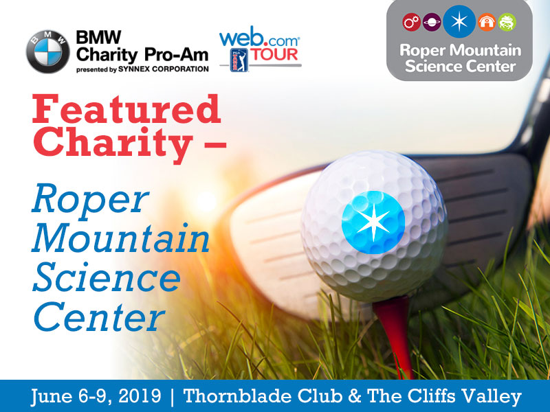 BMW Charity Pro-Am Notice