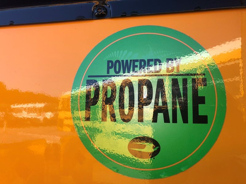 Propane Powered buses - Photo 4