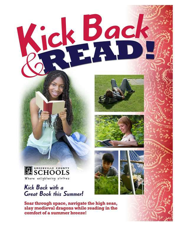 Kick Back and Read!