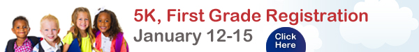 Register for Kindergarten and First Grade in Greenville County Schools January 12-15, 2015