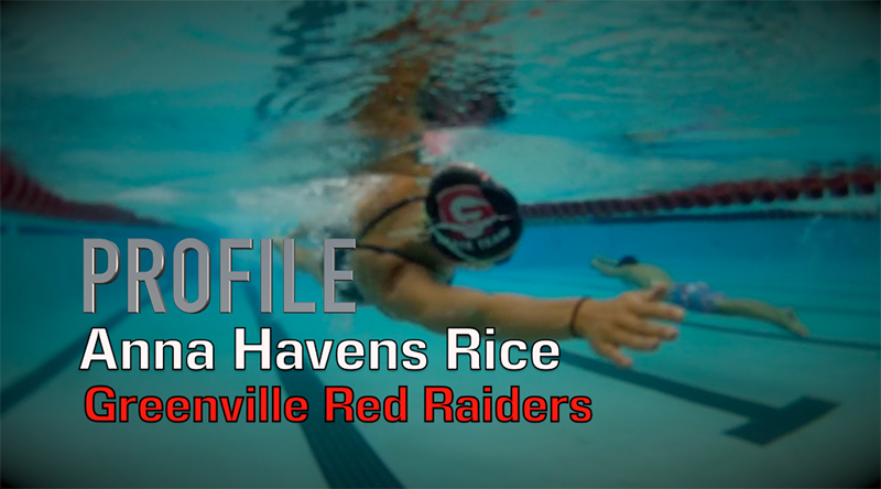 Profile: Anna Havens Rice, Greenville Red Raiders