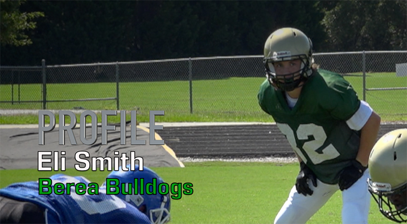 Profile: Eli Smith, Berea Bulldogs