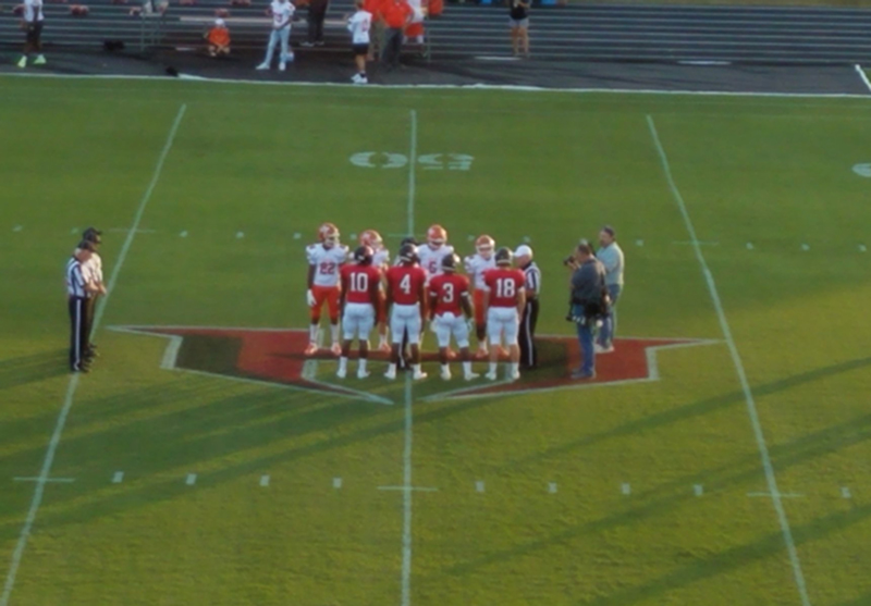 GCS High School Football: Week 1 Recap
