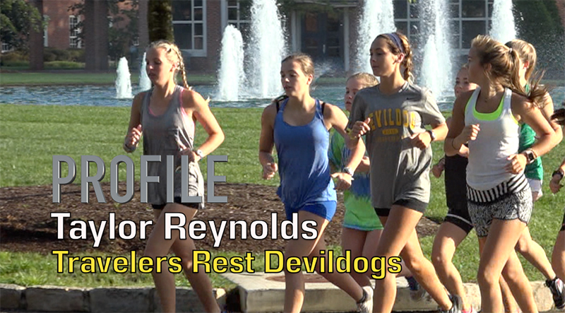 Profile: Taylor Reynolds, Travelers Rest Devildogs