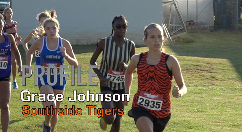 Profile: Grace Johnson, Southside Tigers