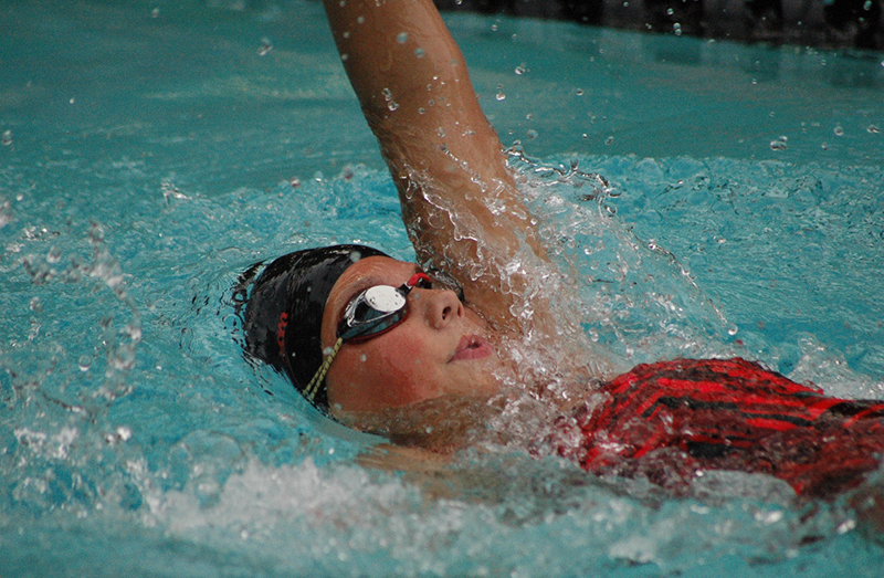Eastside Sweeps 4A State Swim Titles