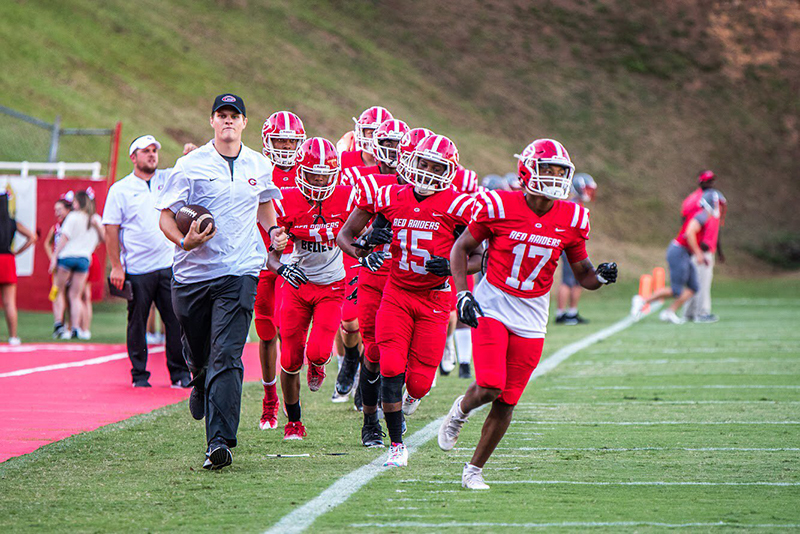 Week 10 Preview - GCS High School Football
