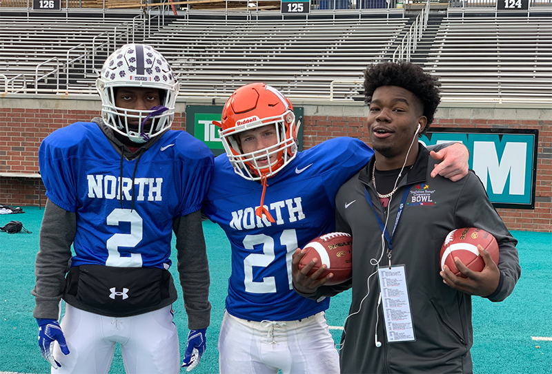 Shrine Bowl and North-South All-Star Football This Saturday