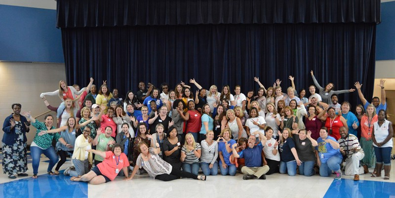 Our Grove staff is ready to capture kids' hearts!
