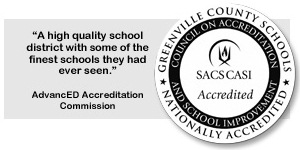 GCS National Accreditation