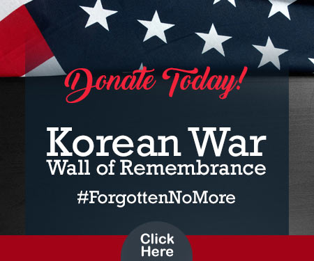 Korean War Memorial Fundraiser