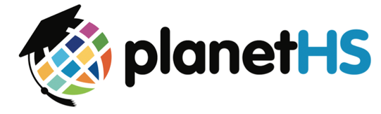 logo for planet HS